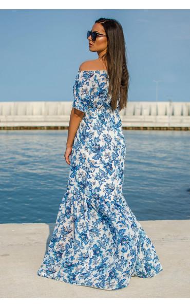 Лятна ефирна рокля Mykonos_16865