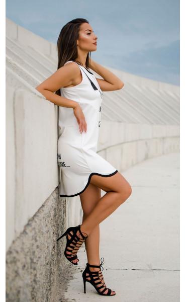 Спортна рокля Look Back_16890