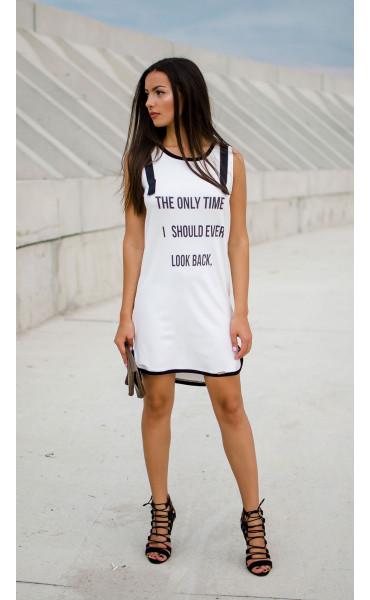 Спортна рокля Look Back_16915