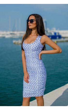 Лятна рокля с набор Sicilia