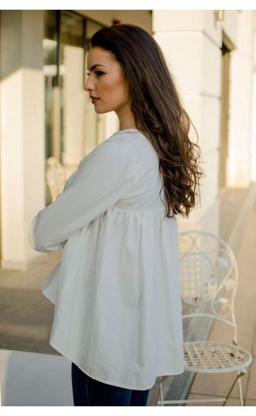 Ежедневна риза в бяло_16961