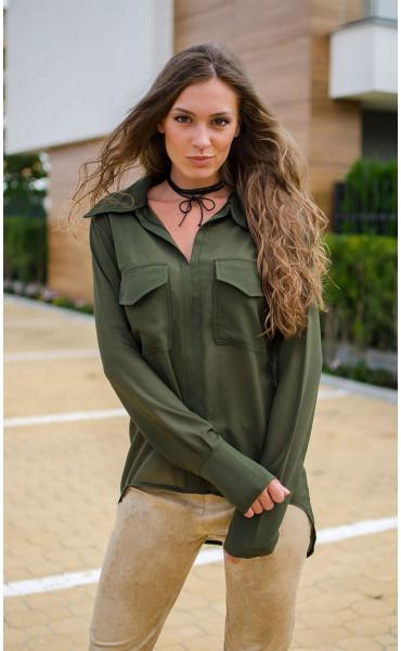 Спортна риза Army_16966