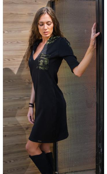 Ежедневна мини рокля Jesse_17002