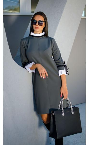 Елегантна делова рокля Accent_17293