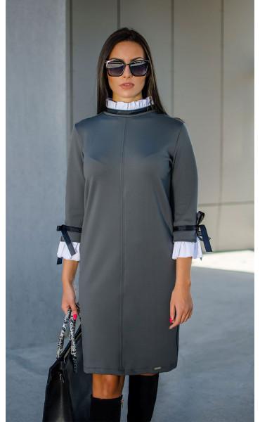 Елегантна делова рокля Accent_17295