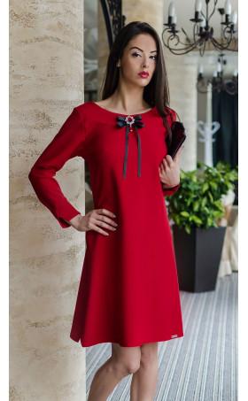 Елегантна делова рокля  Кармен