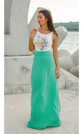 Дълга лятна рокля Tropic