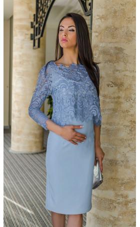 Комплект рокля с болеро  Dove