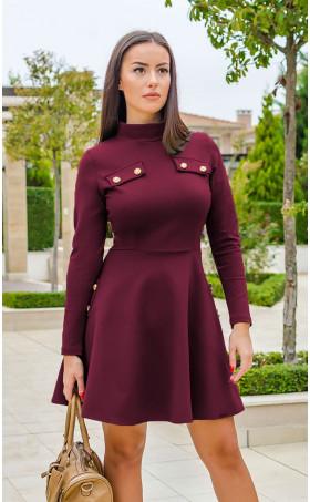Ежедневна кокетна рокля Mon Cheri