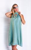 Атрактивна лятна рокля Chameleon