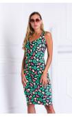 Сексапилна лятна рокля Jungle