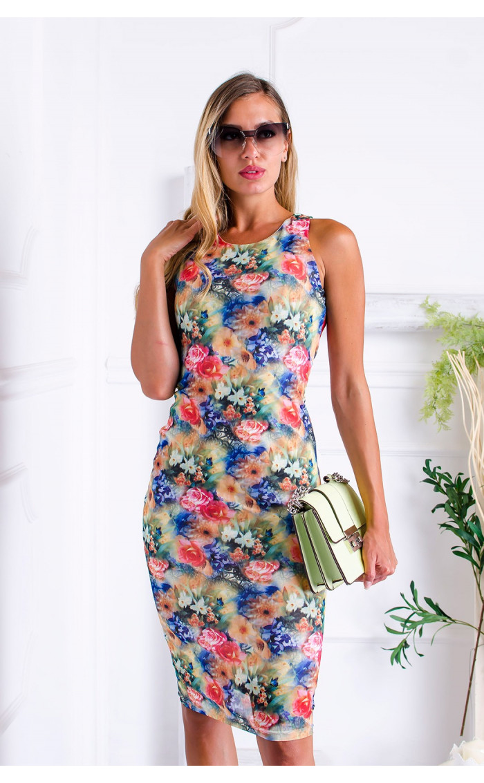 Лятна рокля Summer mood