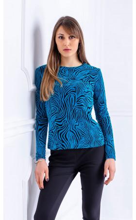 Блуза кадифе