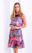 Лятна рокля New York Graffiti